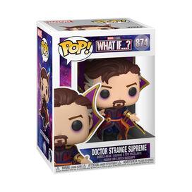 Funko Pop! Marvel: What If - Dr. Strange Supreme