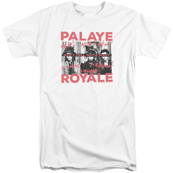 Palaye Royale Oh No Short Sleeve Adult Tall T-Shirt