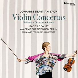 Isabelle Faust - Bach: Violin Concertos