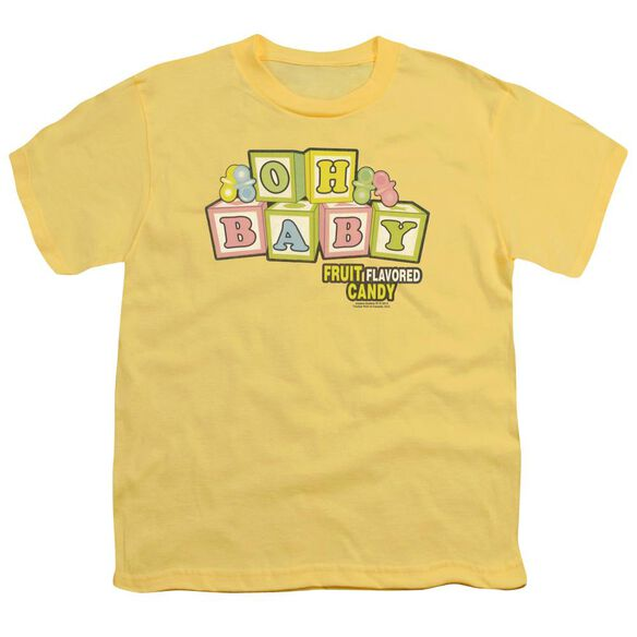 Dubble Bubble Oh Baby Short Sleeve Youth T-Shirt