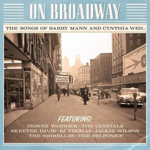 On Broadway: Songs Of Mann & Weil / Various