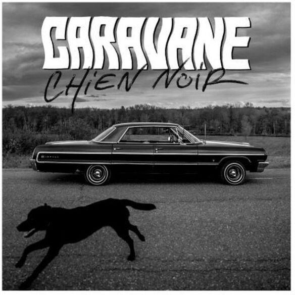 Caravane - Chien Noir