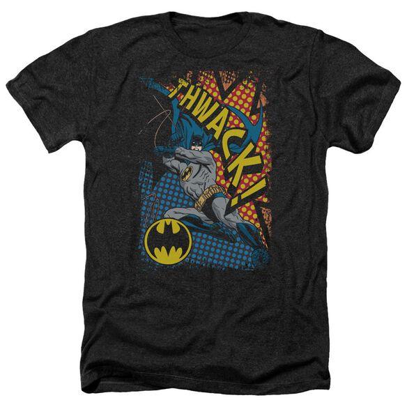Batman Thwack Adult Heather