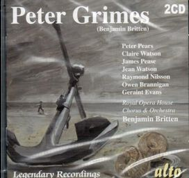 - Peter Grimes