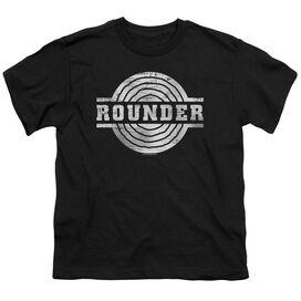 Rounder Rounder Retro Short Sleeve Youth T-Shirt
