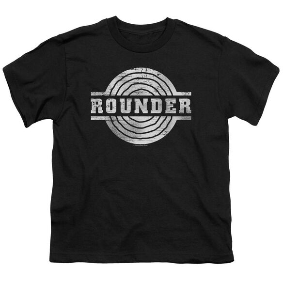 Rounder Rounder Retro Short Sleeve Youth T-Shirt