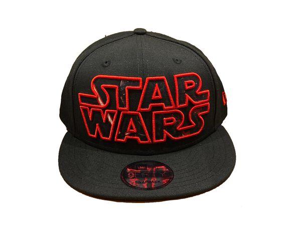 New Era 9FIFTY Star Wars Rise of Skywalker Darkside Snapback Hat