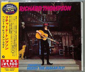 Richard Thompson - Henry The Human Fly (Japanese Reissue)