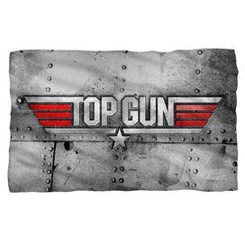 Top Gun Logo Fleece Blanket