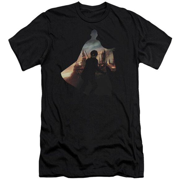 Harry Potter Voldemort Looms Hbo Short Sleeve Adult T-Shirt