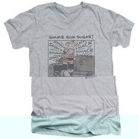 POPEYE SWEET LOVE-S/S ADULT V-NECK T-Shirt