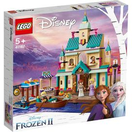 LEGO - Frozen II Arendelle Castle Village [41167]