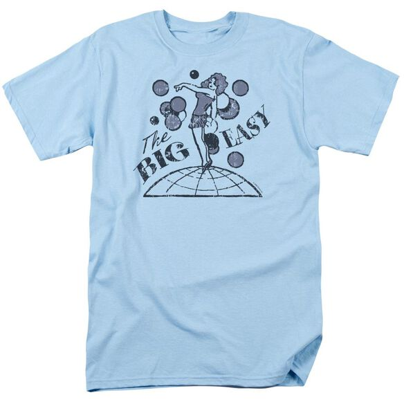 THE BIG EASY- ADULT 18/1 - LIGHT BLUE T-Shirt