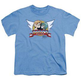 Scott Pilgrim Sonic Scott Short Sleeve Youth Carolina T-Shirt