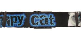 Grumpy Cat Cold Stare Seatbelt Belt