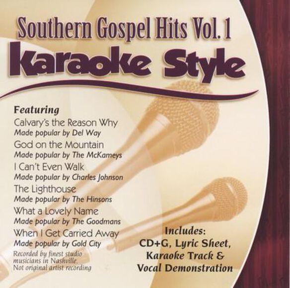 Karaoke Style: Southern Gospel Hits 1 / Various