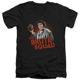 PRINCESS BRIDE BRUTE SQUAD - S/S ADULT V-NECK - BLACK T-Shirt