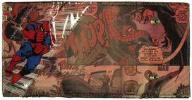 Spiderman Swing Wallet