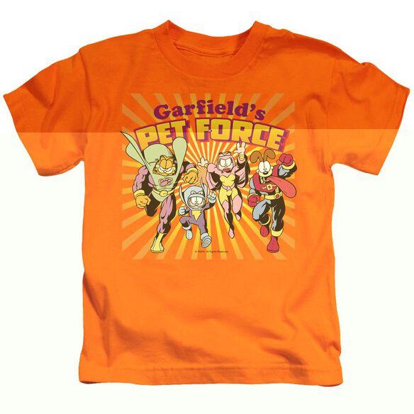 GARFIELD PET FORCE BURST-S/S T-Shirt