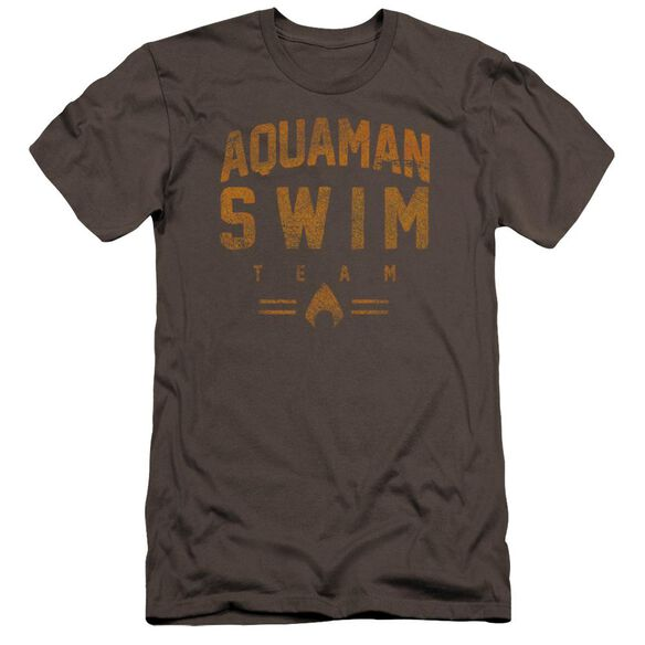 Jla Swin Team Hbo Short Sleeve Adult T-Shirt