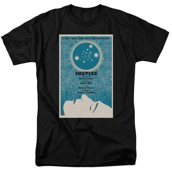 Star Trek Tng Season 1 Episode 8 Short Sleeve Adult T-Shirt