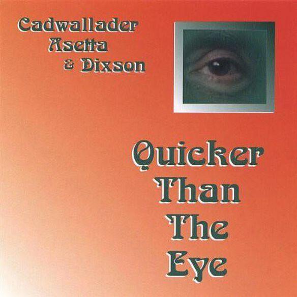 Quicker Than The Eye