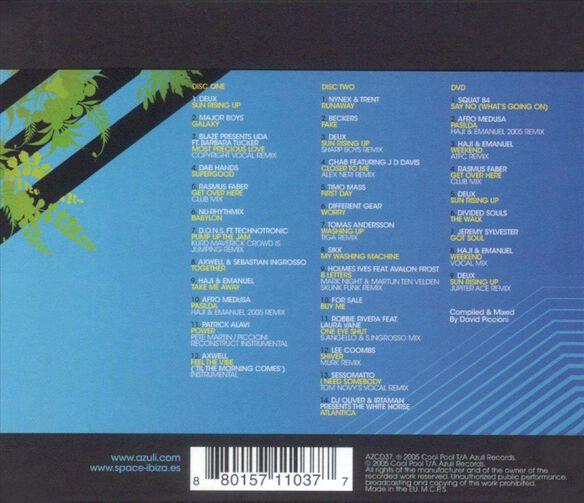 Space Ibiza 2005