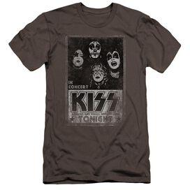 Kiss Live-premuim Canvas Adult Slim