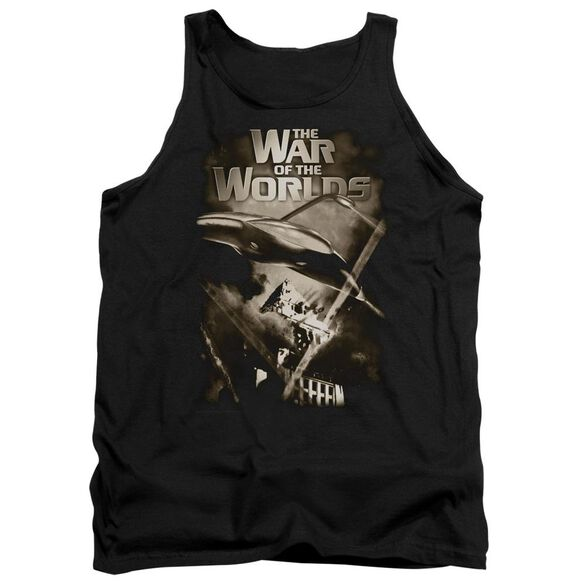 War Of The Worlds Death Rays Adult Tank