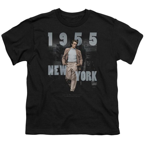 Dean New York 1955 Short Sleeve Youth T-Shirt