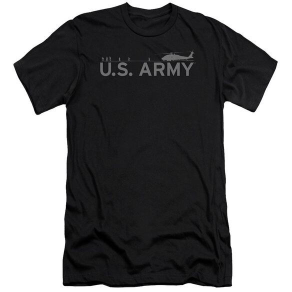 Army Helicopter Premuim Canvas Adult Slim Fit