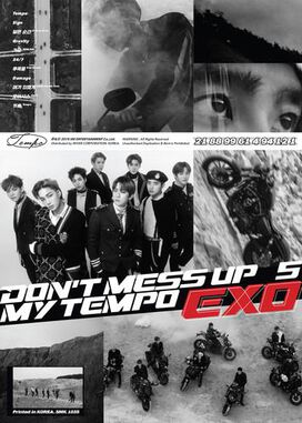 Exo - Don't Mess Up My Tempo (Allegro Version)