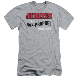 ATHEISM- ADULT T-Shirt