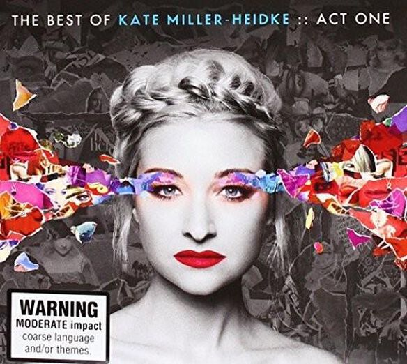 Best Of Kate Miller Heidke: Act One (Aus)
