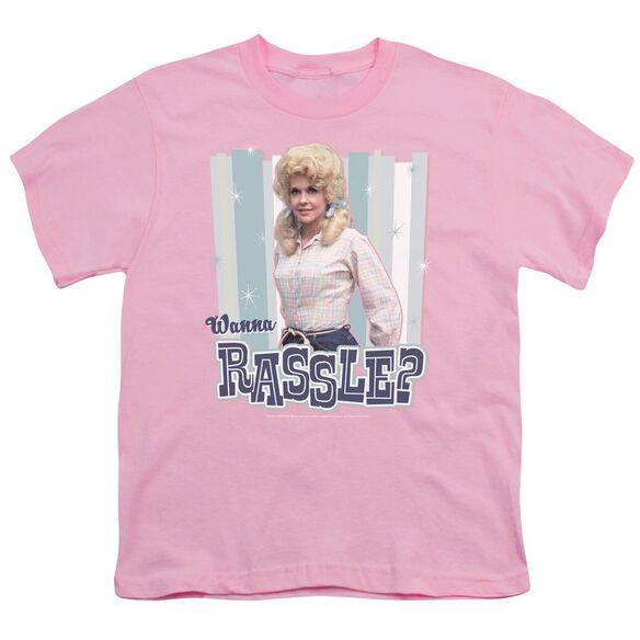 Beverly Hillbillies Wanna Rassle Short Sleeve Youth T-Shirt