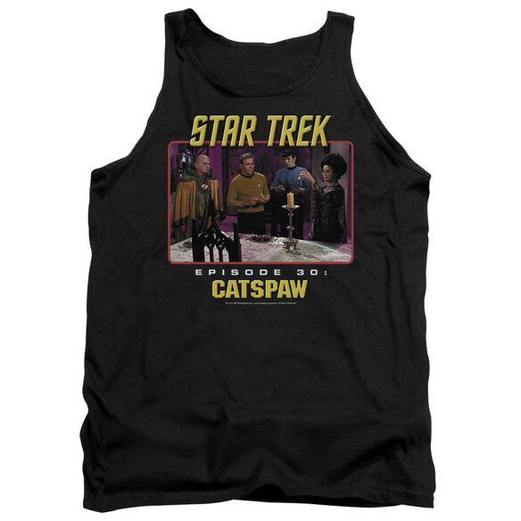 Star Trek Original Cat's Paw Adult Tank