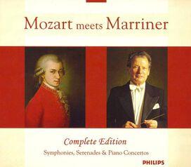 Neville Marriner - Mozart meets Marriner [Box Set]