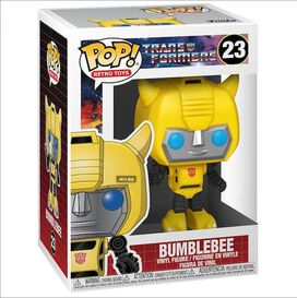 Funko Pop! Transformers: Bumblebee