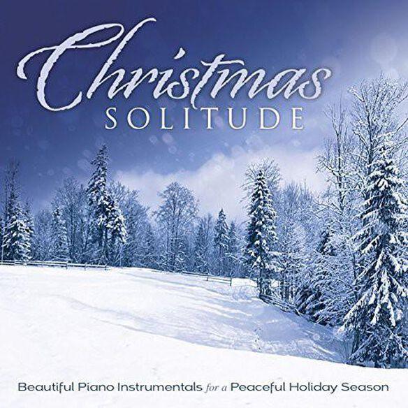 Christmas Solitude: Beautiful Piano Instrumentals - Christmas Solitude: Beautiful Piano Instrumentals