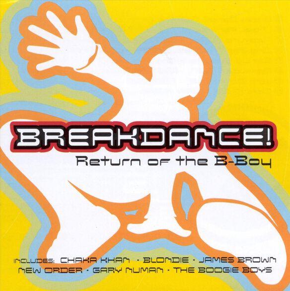 Breakdance Return Of 899