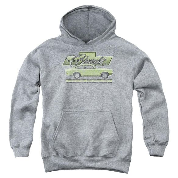 Chevrolet Vega Car Of The Year 71 Youth Pull Over Hoodie Athletic