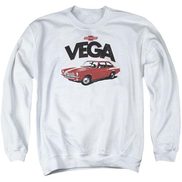 Chevrolet Rough Vega Adult Crewneck Sweatshirt