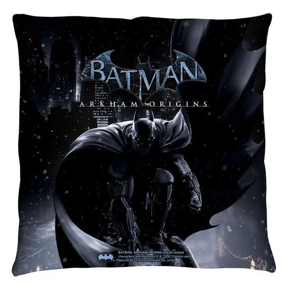 Batman Arkham Origins Arhman Gargoyle Throw