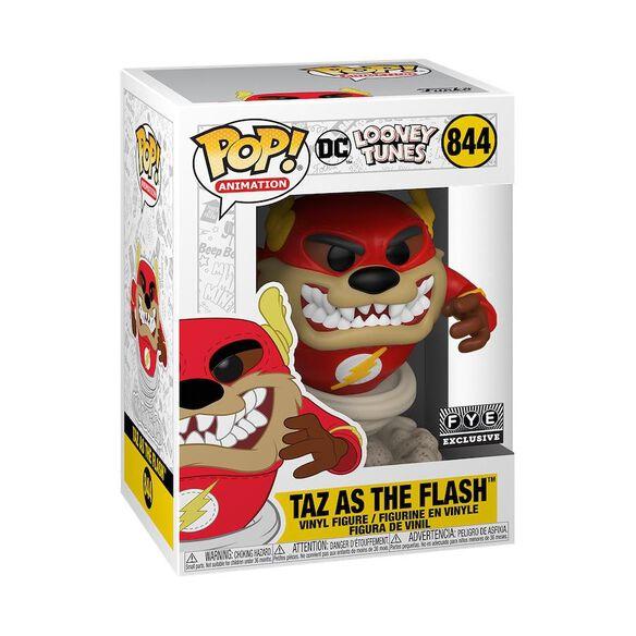 Funko Pop! Animation: DC Looney Tunes: Taz as The Flash