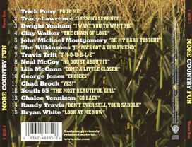 Various Artists - More Country Fun