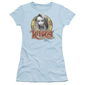 Dark Crystal Kira Circle Short Sleeve Junior Sheer Light T-Shirt