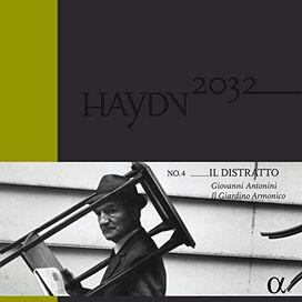 Haydn/ Armonico/ Antonini - Haydn2032: Il Distratto
