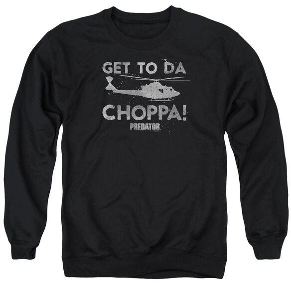 Predator Choppa Adult Crewneck Sweatshirt