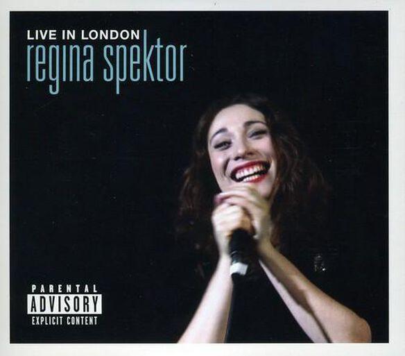 Live In London (W/Dvd)