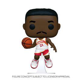 Funko Pop! NBA: Legends- Dominique Wilkins (Hawks Home)